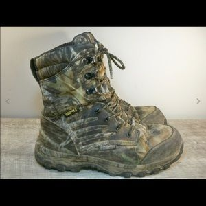 Red Wing Shoes Irish Setter Camo Mens Boots Size 9